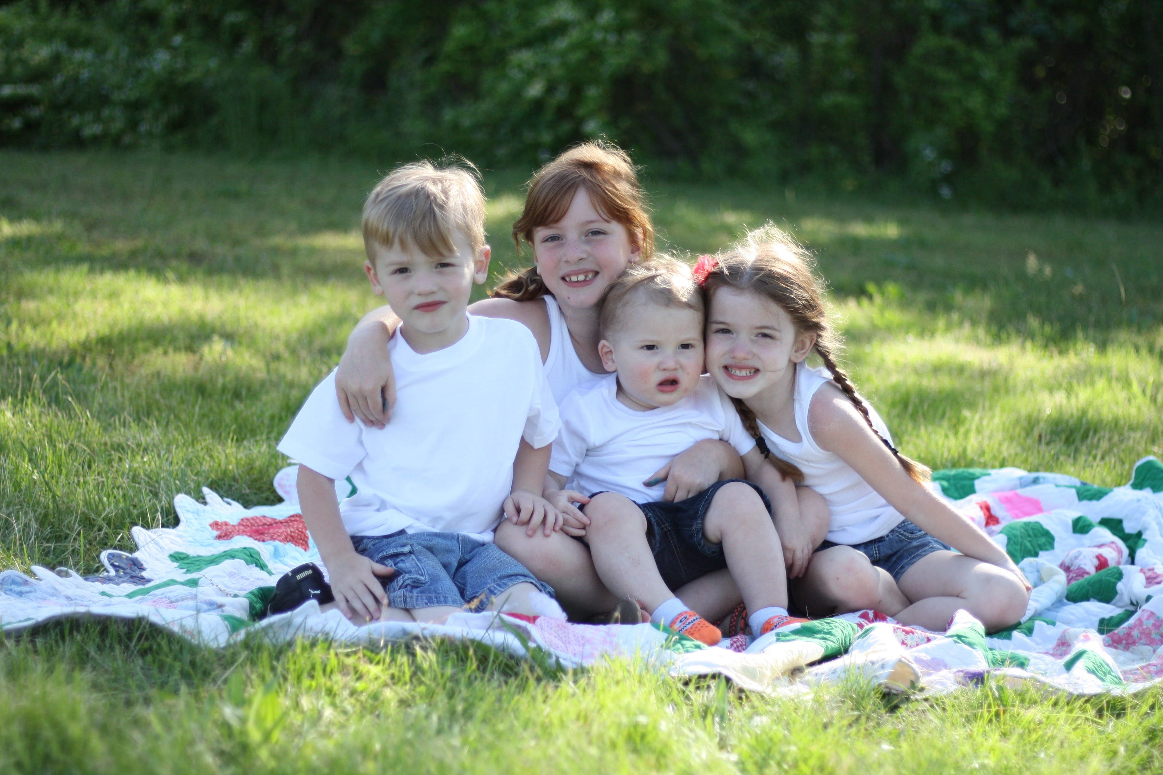 my four
