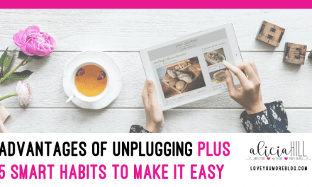 Advantages of Unplugging, Plus 5 SMART Habits for a Successful Digital Detox