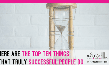 Here Are the Top 10 Things That Truly Successful People Do