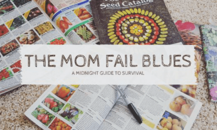The Mom Fail Blues: A Midnight Guide to Survival