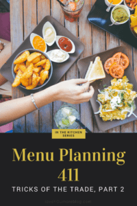 Menu Plannin 411! Don't stress about dinner ever again! Check it out here...