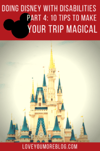 10 Tips to Make Your Disney Trip More Magical