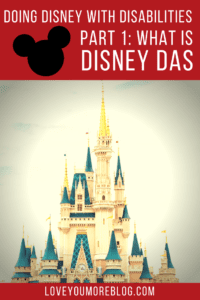 Doing Disney with Disabilities, Part 1: What is Disney DAS