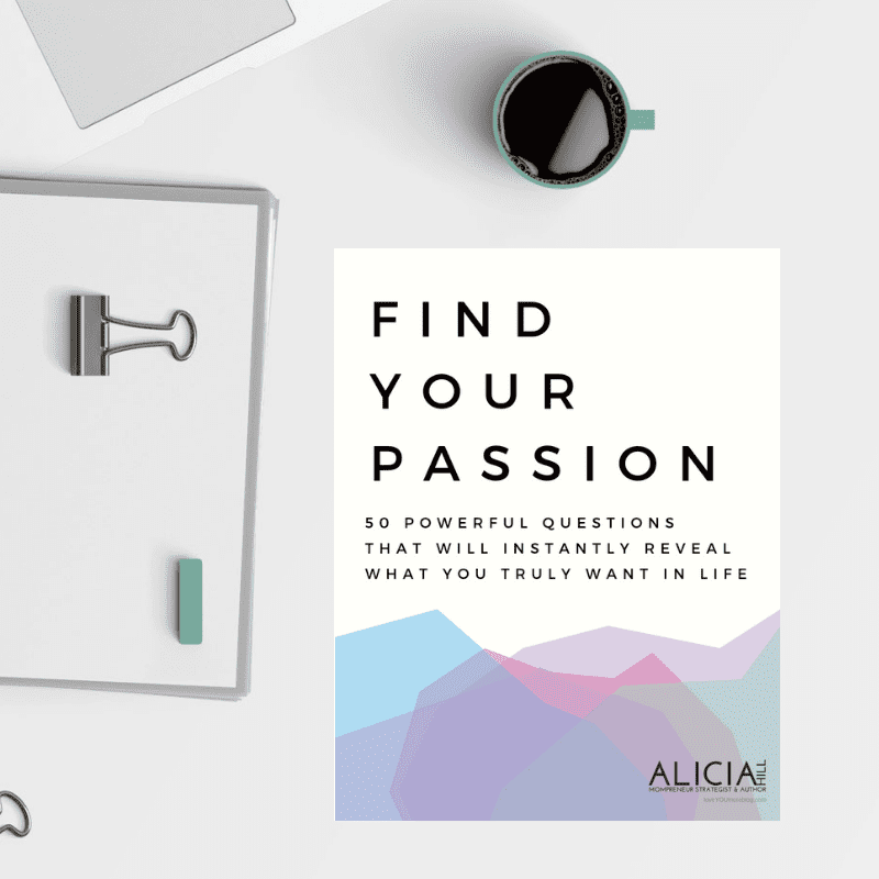 Find Your Passion Guide