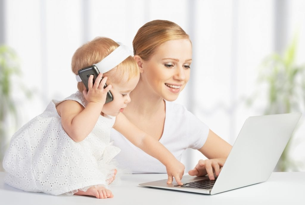 are your kids using technology? how kids using technology affects families.